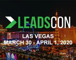 Leadscon 2020 - Mar 30 - Apr 1 Las Vegas