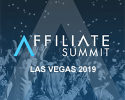 Affiliate Summit West 2019 – Las Vegas Jan 6-8th